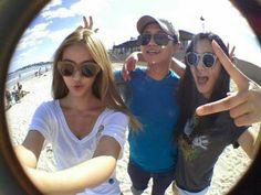 Yuri with her family #SNSD #GG #KPOP
