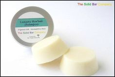 Shampoo Bar - 112 - Luxury Herbal Shampoo