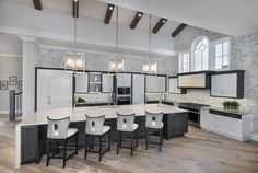 <br /><br />The kitchen is typically the focus in everyone's home. It is where the family gathers to enjoy delectable food and the comfort of one another's companionship. I did some research to find out the top trends for 2016. Color, Bold Fixtures and Functionality top the list.<br /><br />Color is a hot topic when it comes to planning your kitchen design. White continues to be a trend in the kitchen, but according to HGTV, gray is the shade they are betting on to break the top spot for…