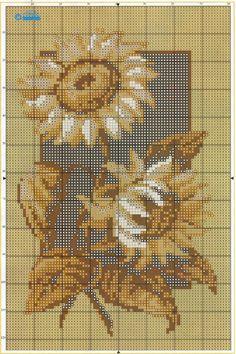 Olivenbaum Gelbe Blätter Sommer : graficos punto de cruz gratis flores 27 islemeler ~ Lizthompson.info Haus und Dekorationen