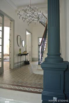 Rénovation d'un hotel particulier, Ninou Etienne - Côté Maison