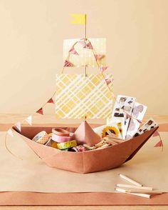 paper mayflower thanksgiving craft #thanksgiving #kidscrafts