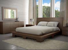 GALERIA - Createch Design   #modern #sophisticated #modernbedroom #contemporarybedroom #style #design #contemporarydesign #bed #bedroom #wood