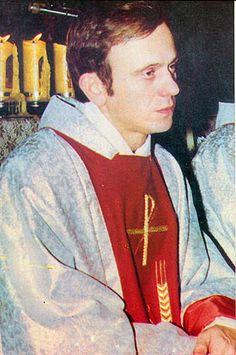 ISKRA BOŻEGO MIŁOSIERDZIA-SPARK - Bł. ks. Jerzy Popiełuszko Most Favorite, Kaito, Roman Catholic, Religion, Blessed, Idol, Father, Hero, Collection