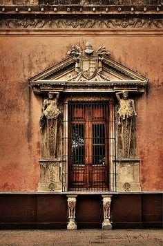 Merida casa de Montejo, México