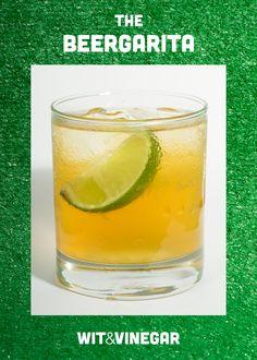 The Beergarita // Wit & Vinegar