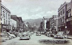 Kittanning, Pa. Early 1950s