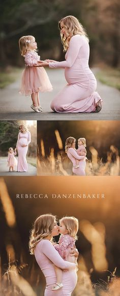 Mother-daughter winter maternity photography session by Rebecca Danzenbaker. Fall Maternity Pictures, Maternity Photo Outfits, Outdoor Maternity Photos, Maternity Photography Outdoors, Family Maternity Photos, Maternity Portraits, Pregnancy Photos, Family Photos, Family Posing