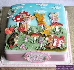 Fairy Party Cake by Cakeadelic