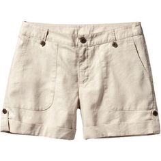 Island Hemp Shorts (Women's) Made of soft, summer-weight organic cotton fabric, with a linen-like appearance that drapes beautifully, the low-rise shorts have a zip-fly with coconut button closure. Organic Clothing Brands, Patagonia Shorts, Snow Pants, Women's Pants, Low Rise Shorts, Sustainable Clothing, Casual Pants, Organic Cotton, Pants For Women