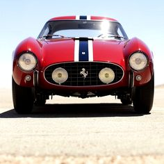 "combustible-contraptions: "" 1957 Ferrari 250 GT TdF Berlinetta 