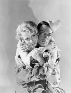 Anita Page, Buster Keaton Joseph Frank, Marion Davies, Alain Delon, Gorgeous Eyes, Silent Film, Man Crush, Classic Hollywood, Actors & Actresses, Hollywood Actresses