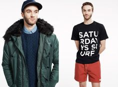 Saturdays NYC Fall 2013 Lookbook