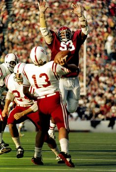 College Football's Top 150 Greatest Photos of All Time   Sports Illustrated Oklahoma Sooners Football, Sport Football, College Football, Nfl Photos, Great Photos, Robert Beck, Neil Leifer, Cotton Bowl, Oklahoma Sooners