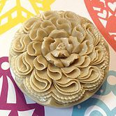 GRACE ソープカービングSoap carving work#craft#石鹸彫刻#Soap flower
