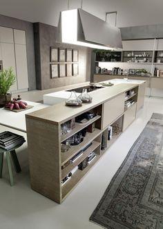 Integra Kitchen: prepare, cook and store.
