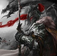 Black knight.