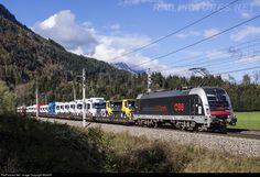 RailPictures.Net Photo: 1216.025 ÖBB Austrian State Railways ÖBB 1216 at Salzburg, Austria by MartinR