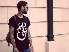 Sleeved guy. #tattoo #tattoos #ink