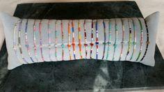 Bracelets colors at Mar jewels & accessoires