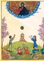 Orthodox education blog - huge array of ideas for VBS, Sunday School, homeschool, etc.