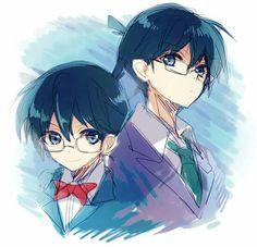 Conan/Sinichi