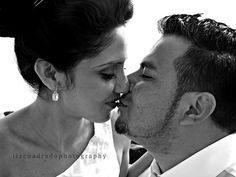Lovers Kiss | ©Liz Cuadrado Photography
