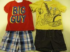 Boys 3T Outfits - 2 total  Price: $5.00