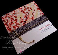 Wedding Invitation Chinese is luxury invitation example