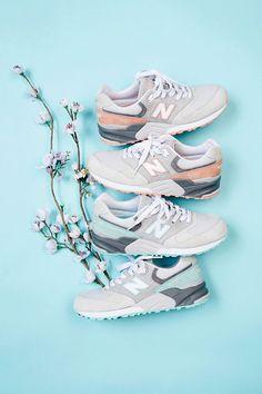 "7170f36bc687 New Balance Spring Summer 2014 ML999 ""Cherry Blossom"" Pack"