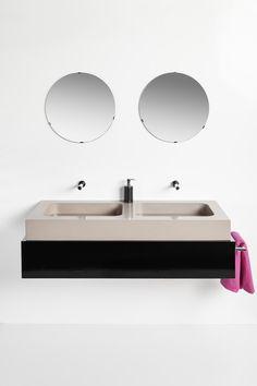 Lavabo Elegance (doble seno)