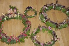 Dušičkové věnce 2012  Autumn cemetery wreath