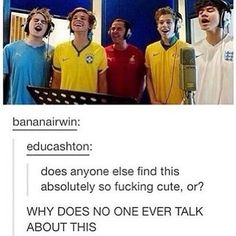 Omg when I saw this I like dyed of laughter...singing about Football (soccer) :'D