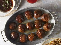 The secret to flavorful Szechuan meatballs is to allow the ground beef to marinate so it absorbs the flavors of the gluten-free soy sauce, honey, vinegar and ginger. Be sure to use ground beef that s at least 90 percent lean. The sesame oil in the marinade is much tastier and less greasy than the fat in the ground beef.