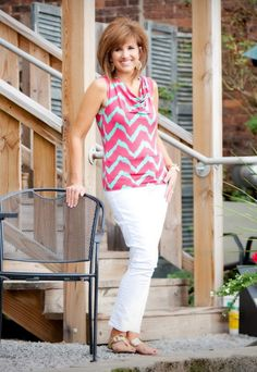 Sweet lil fashion blog for the over 40 crowd! I love her style! What I Wore-My Style
