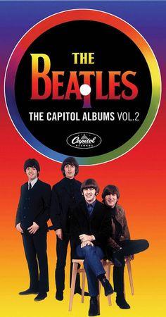 The Capitol Albums Vol. 2 [4CD box set] (U.K./U.S./France/Germany/Japan/Australia/Canada) - 2006