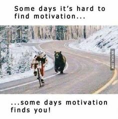 Somedays Motivation Finds You funny life quote lol humor funny pictures funny pics funny images really funny pictures funny pictures and images best funny pictures Rage Comic, Funny Memes, Jokes, Funny Gym, Funny Fitness, Fitness Humor, Fitness Workouts, Fitness Diet, Funny Stuff