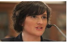 Sandra Fluke: ''I'd rather be a captive Nigerian girl than touched by a Republican'' This idiot is running for a senate seat in June..she is from California, no surprise there folks,she is also the idiot that wants free contraception provided for all women on the taxpayers dime..You cannot make this stuff up..