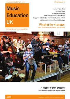 Music Education Uk issue 5 2013