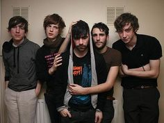 Foals announce full UK and Eire Feb/Mar tour 2013
