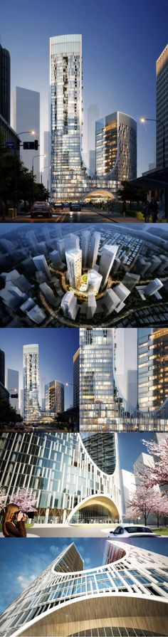 The Hundred at Mega Kuningan, South Jakarta / Mixed-use Commercial  Residential Development / Preparation Stage