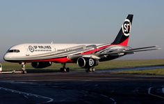 SF Airlines, China, cargo company - Boeing 757-200 freighter