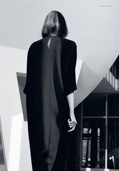 'Bauhaus' Josephine van Delden by Thomas Lohr for The Room SS14