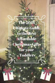 5fef849a63b3 If you're looking for the best Christmas gifts that your toddler will love,