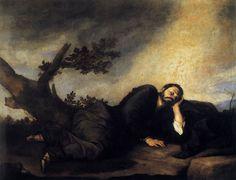 Jacob's Dream by JUSEPE DE RIBERA