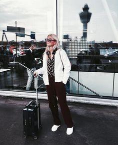 Claartje Rose, Dutch blogger, star blouse, pyjama style, winter fashion
