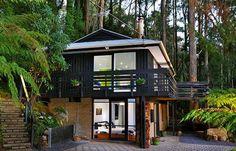 Misty Woods Retreat - Dandenong Ranges Accommodation   View Retreats
