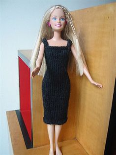 A dress for Barbie.