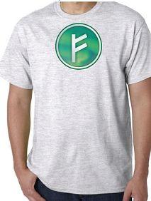 Auroracoin T-shirt