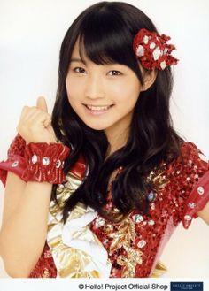 hellopropics:  Riho Sayashi -Morning Musume.